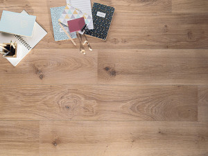 Parquet en chêne authentique sable de la collection Diva 223